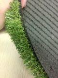 Preiswerter Garten-dekoratives künstliches Gras/Rasen in den Pflanzern durch China-Fertigung
