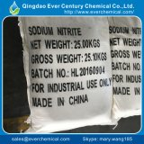 nitrito de sodio industrial del grado de 99%Min Nano2 CAS No. 7632-00-0
