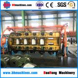 Fabricante encalhado da maquinaria dos condutores