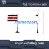 Двойник встал на сторону флаги таблицы полиэфира, флаги промотирования высокого качества