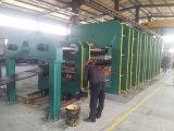 Máquina Vulcanizing da imprensa da correia transportadora da matéria- prima de borracha