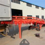 Rampe mobile de dock pour le chargement et décharger (HD-MYR10-2)