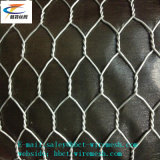 Engranzamento galvanizado elétrico e quente da alta qualidade de Gabion de fio