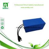 El LED enciende la batería de ion de litio de 14.8V 6600mAh para la luz de la etapa
