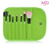 Conjunto de cepillo profesional del maquillaje 7piece con la bolsa (TOOL-180)