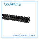 Schwarze Farbe PVC-Stahlverstärkungsschlauch