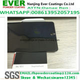 Ral9011 Powder Coating Metal Electrostatic Spray Powder Paint