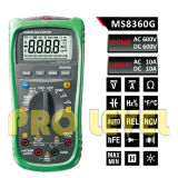 4000 de Professionele Digitale Multimeter van tellingen (MS8360G)