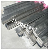 Barre plate 304 304L 316L 316 321 d'acier inoxydable