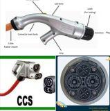Chademo CCS GB/T 비용을 부과 연결관