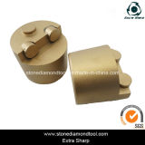 50mm Floor Epoxy Coating Removing PCD Grinding Plug