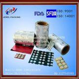Feuille d'aluminium imprimée et non imprimée pour produits pharmaceutiques