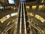 Rolltreppe-Aufzug