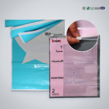 Het verdragen van Plastic PE van het Plateren Alluminum Zak voor A4 Document Packaginig