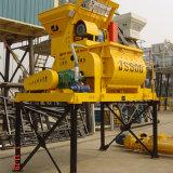 Precio eléctrico del mezclador concreto de la tolva de la alta calidad del motor Js500