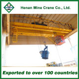 Уполовник литейного крана крана отливки поднимаясь для стальной фабрики