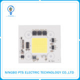 Kein Notwendigkeits-Fahrer 220V Chip 50W PFEILER-/Dob-LED