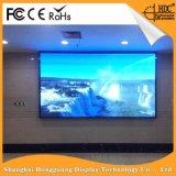 Afficheur LED P3.91 d'intérieur de publicité polychrome de location