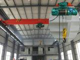 5ton de enige Kraan van de Brug van de Straal Lucht Reizende met de Elektrische Opheffende Machines van het Hijstoestel voor Workshop