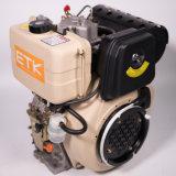 moteur diesel 14HP avec le filtre externe (marque d'ETK)