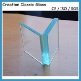 6.38mm vidrio laminado de vidrio templado laminado