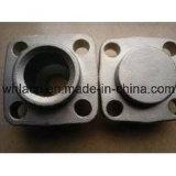 自動車部品(無くなったワックスの鋳造)を投げるステンレス鋼の精密
