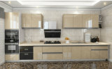 Armadio da cucina romantico egeo della lacca della vernice di essiccamento di protezione dell'ambiente (CA20-11)