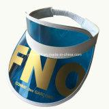 Изготовленный на заказ шлем забрала PVC Sun печатание сублимации для выдвиженческого