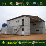 Almacén de acero prefabricado de la granja de la casa
