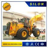 中国の安い価格(LW800K)の新しい8t車輪のローダー