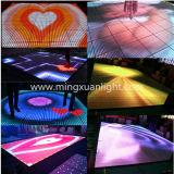 Video facile poco costoso Dance Floor dell'installazione LED di buona prestazione