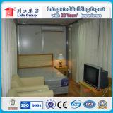 高い雪ロード中国のフラットパックの容器の住宅価格