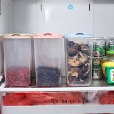 Gtx 뚜껑을%s 가진 양철통 곡물 보관인 상자가 완벽한 방수 음식 저장 그릇에 의하여 거슬린다
