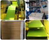 Плита офсетной печати PS зеленого цвета положительная