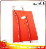 230V 200*300*1.5mm 3D RubberVerwarmer van het Silicone van de Verwarmer van de Printer Ce Afgedrukte