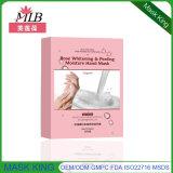 Haut-Sorgfalt Moirsturizing Handhandschuh-Schablone