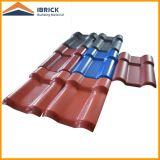 PVC asa che ricopre le mattonelle di tetto della resina sintetica di prezzo poco costoso