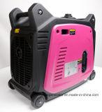2300W多彩なデザインの携帯用デジタルガソリンインバーター発電機