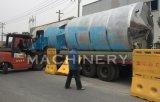 可変的なミキサー(ACE-JBG-3U)が付いている衛生ウォッカタンク混合タンク