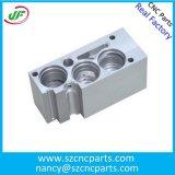 Pezzi meccanici di alluminio di CNC di montaggio nell'industria petrolifera e del gas
