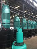 Bomba de aguas residuales sumergible de la alta calidad de Wq por la instalación Auto-Juntado o directo de la conexión