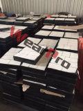 Placa del trazador de líneas del desgaste de las baldosas cerámicas del alúmina para la mina australiana