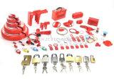 Grilhão G01 de aço e cadeado mestres do sistema chave Xenoy
