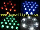 Wedding Stage Party Concernt를 위한 1개의 LED Parcan에 대하여 54PCS 3W RGB 3