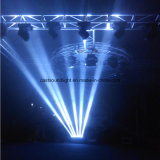Nouveau type Spider 6PCS RGBW LED Moving Head Beam Light