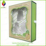 Коробка упаковки подарка бумаги свечки картона
