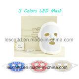 Máscara do rejuvenescimento da pele do diodo emissor de luz do equipamento de PDT