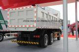Dongfengは340 HP 6X4の重いダンプカーか重いダンプトラックまたはダンプトラック(V)ユーロをT持ち上げる
