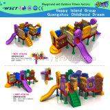 Детей скольжения комбинации школы спортивная площадка пластичных напольная (HD-W-473-14)