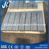 Acciaio di barra rotonda galvanizzato Rod Od: 16mm, lunghezza: 300-600mm